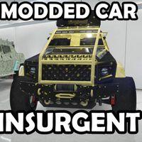 MODDED CAR -INSURGENT