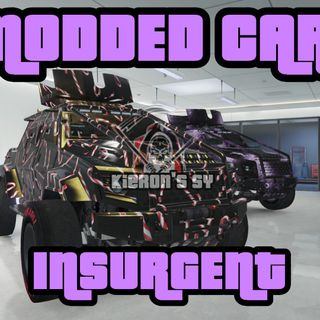MODDED CAR - INSURGENT