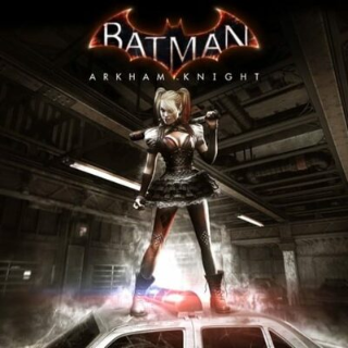 Batman: Arkham Knight - Harley Quinn  DLC Steam Key