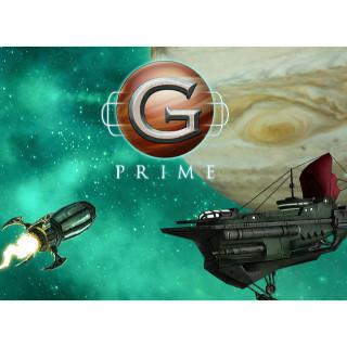 G Prime Into The Rain / Automatic delivery