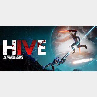 HIVE: Altenum Wars / Automatic delivery