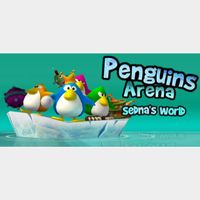 Penguins Arena: Sedna's World / Automatic delivery