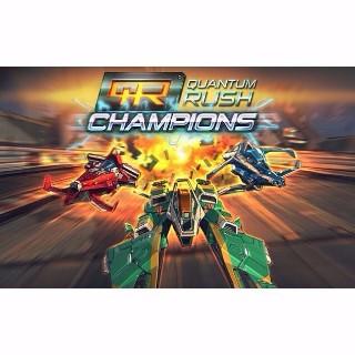 Quantum Rush Champions/ Automatic delivery