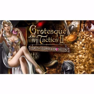 Grotesque Tactics 2 – Dungeons and Donuts / Automatic delivery