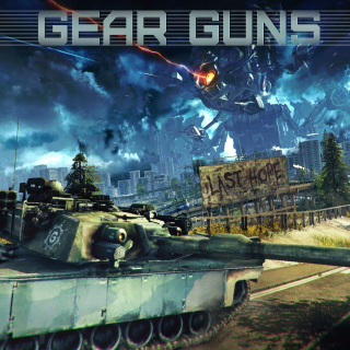 GEARGUNS - Tank offensive / Automatic delivery