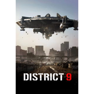 District 9 | Google Play UK 🇬🇧