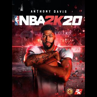 NBA 2k20 STEAM KEY GLOBAL