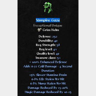 Sets   Vampire Gaze