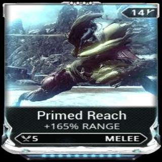 Mod | Prime Reach LV8