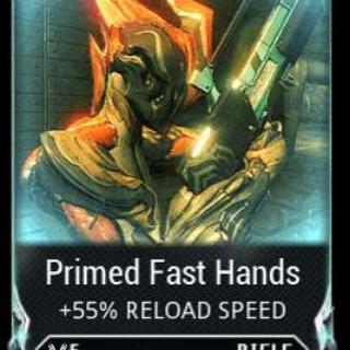 Mod | Prime Fast Hands LV0