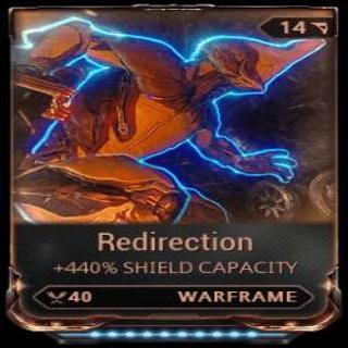 Mod | Redirection MAX LV