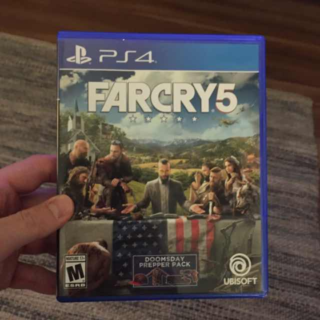 Far Cry 5 Ps4 Games Like New Gameflip