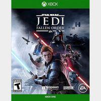 Star Wars: Jedi Fallen Order - Xbox One (Instant Delivery)