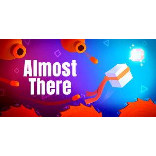 Almost There: The Platformer (instant Delivery)