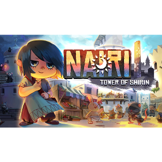 NAIRI: Tower of Shirin (instant Delivery)