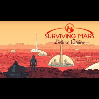 Surviving Mars: Digital Deluxe Edition  (instant) steam