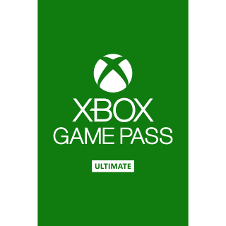 Xbox Game Pass Ultimate 1 month (GLOBAL)