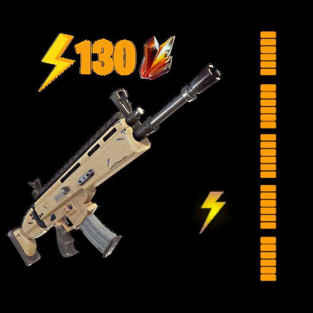 Siegebreaker | ⚡2x GODROLL 130's⚡