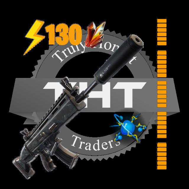 Wraith Assault Rifle  5x