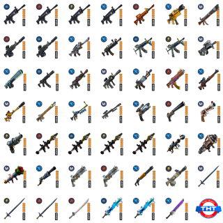 I will craft you 9x 130's God Rolled Weapons