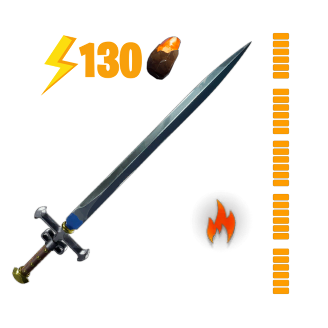 Guardian's Will Sword | 🔥2x GODROLL 130's🔥