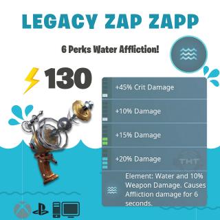 Zap Zapp | 💧130 Legacy Water💧