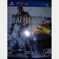 #4 Playstation 4 Video Games Battlefield 4 plus 3 other games all ps4.
