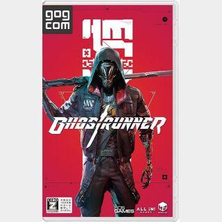 Ghostrunner - GOG.com - Instant Delivery