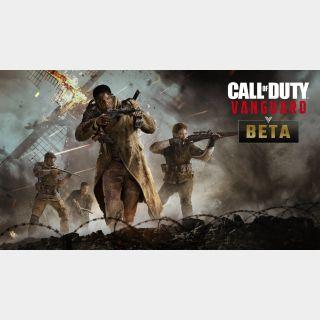 Call of Duty Vanguard Beta PC/XBOX Global Key ( NO GAME )