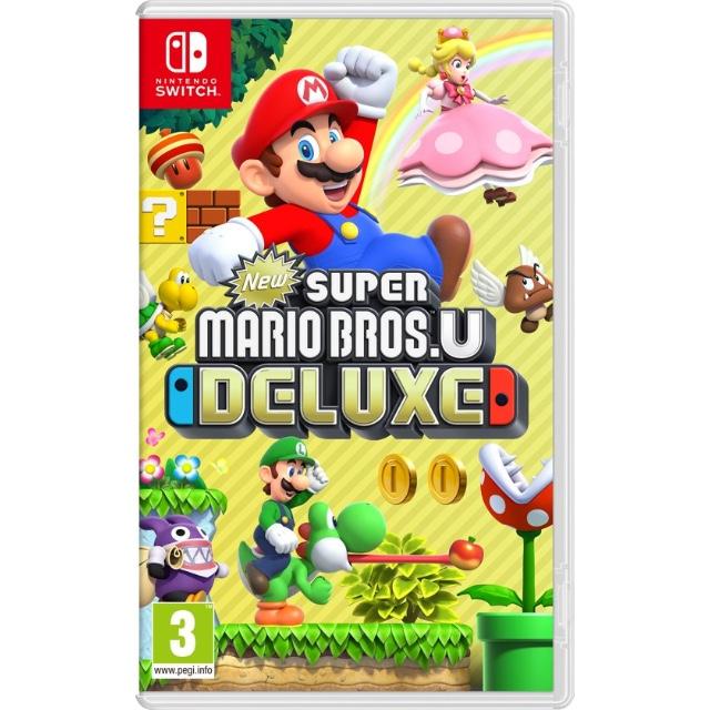 New Super Mario Bros. U Deluxe | Nintendo Switch