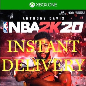 INSTANT DELIVERY | NBA 2K20 | XBOX ONE