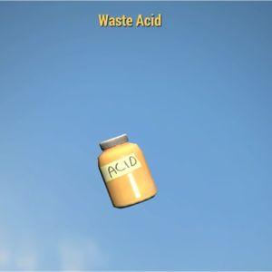 Junk | 25,000 Waste Acid