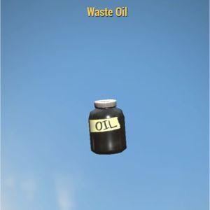 Junk | 10,000 Waste Oil