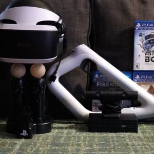 PS4 ve headset