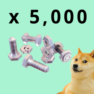 Nuts N Bolts | 5 000x