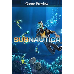 Subnautica (Game Preview) 50% OFF (INSTANT DELIVERY) Digital Code