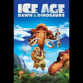 Ice Age: Dawn of the Dinosaurs (HDX VUDU Instawatch)