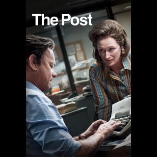 The Post (HDX VUDU Instawatch)