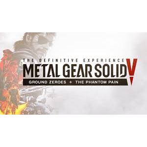 METAL GEAR SOLID V: ground zero, phantom pain and The Definitive Experience DLC