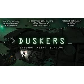 Duskers  (Instant Delivery)