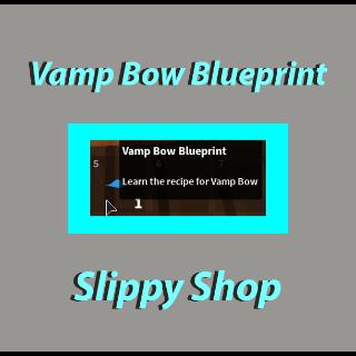 Limited | Vamp Bow Blueprint