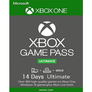 Xbox Game Pass Ultimate – 14 Days TRIAL Subscription (Xbox One/ Windows 10) Xbox Live Key GLOBAL