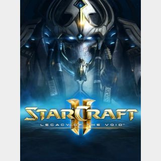 StarCraft II: Legacy of the Void EUROPE