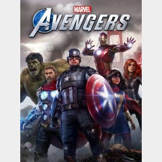Marvel's Avenger Intel Bundle Steam Key - Instant Delivery