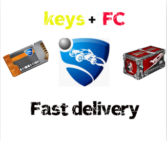 Bundle | 175x key + 175x Ferocity Crate[Instant Delivery]