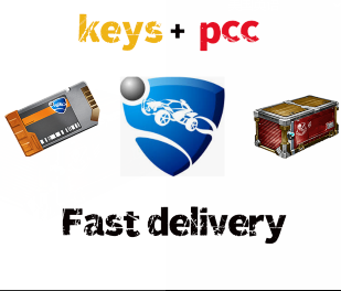 Bundle | 175x key + 175x Player's Choice Crate[Fast delivery]