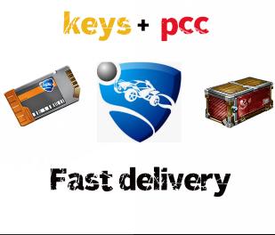 Bundle | 16x key + 16x Player's Choice Crate