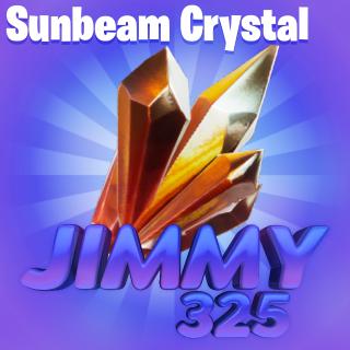 Sunbeam Crystal | 5 000x