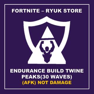 Bundle | ENDURANCE BUILD ( AFK )
