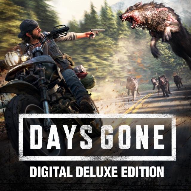 Days gone (Digital Deluxe) - PS4 Games - Gameflip